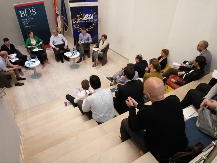 PrEUgovor report on Serbia's progress in Chapters 23 and 24 was presented in the cities of Serbia